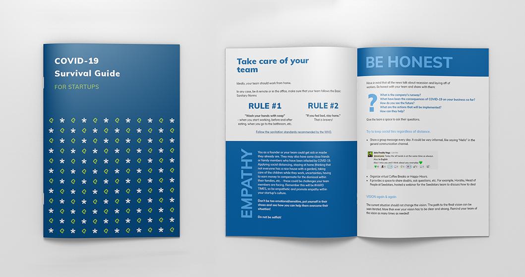 Covid-19 startup guide